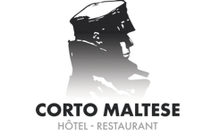 Hotel restaurant Belle ile Corto Maltese